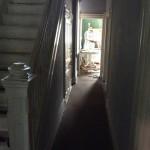 Before- hallway